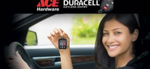 Duracell keyless entry fob, sold at Central Coast Ace Hardware, cut car keys watsonville, freedom, gilroy