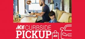 Central Coast Ace Hardware curbside pickup, free store pickup, delivery options watsonville, freedom, salinas, california