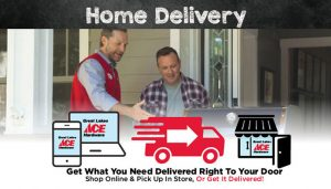 Central Coast Ace Hardware home delivery, shipping options watsonville, freedom, marina