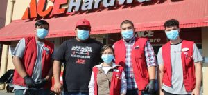 Ace Hardware Main Street Watsonville employees