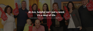 Ace Hardware helping communities, giving back, watsonville, freedom, california