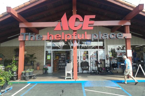 Ace Hardware East Lake Watsonville location