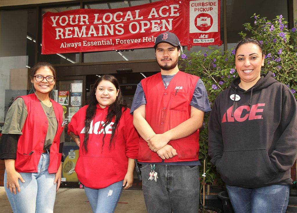 Central Coast Ace Hardware Freedom location staff