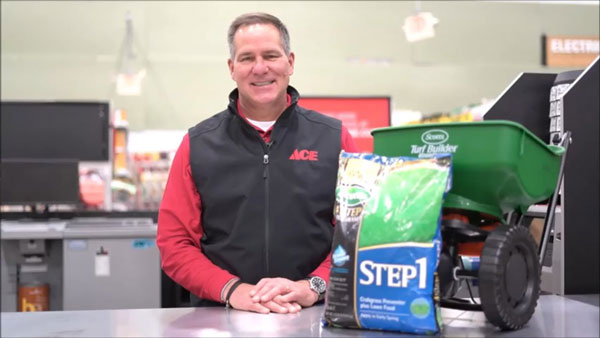 What Is Scotts Step 1 Fertilizer – Ace Hardware