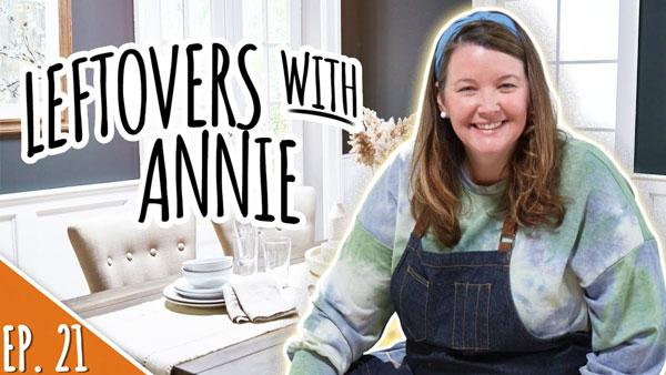 Interior Window Trim | Leftovers with Annie | Episode 21