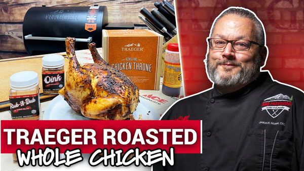 Traeger Roasted Whole Chicken – Ace Hardware