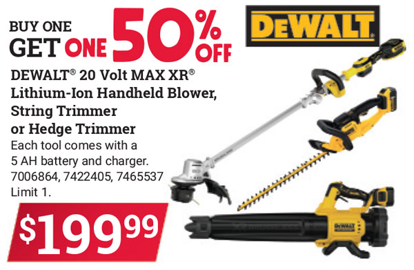 dewalt tools in watsonville freedom, marina, gilroy, salinas, battery powered tools, best electric tools, ace hardware