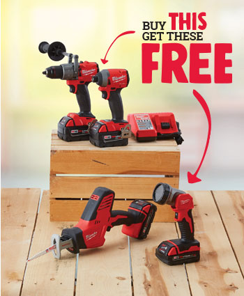 free tools for father's day, milwaukee tools, ace hardware gilroy watsonville