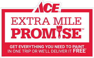ace extra mile promise paint delivery watsonville gilroy marina