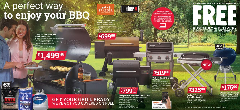 weber traeger grills on sale, best prices, watsonville marina freedom near aptos gilroy salinas central coast ace hardware